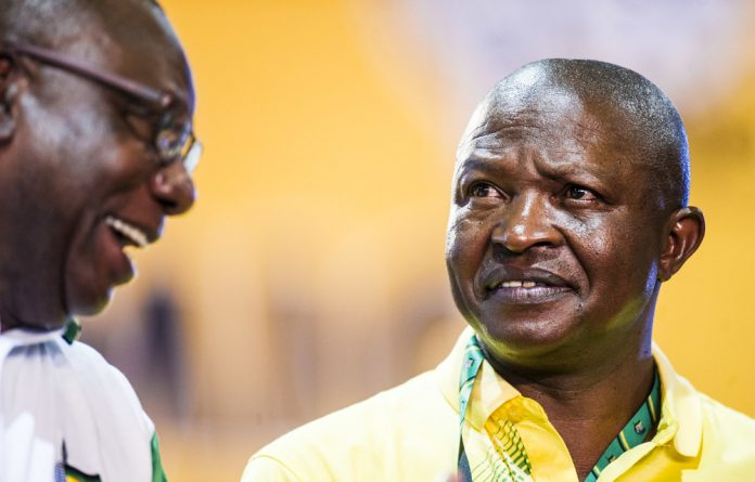 Maimane: During his [Mabuza's] two decades in office