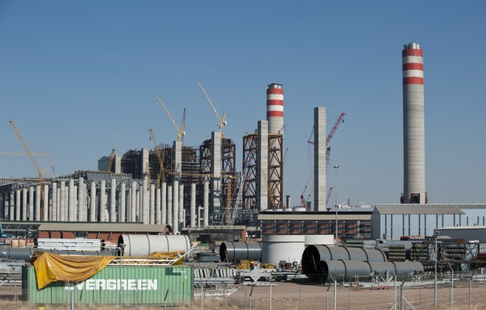 Coal-fired cathedral: The Medupi power station