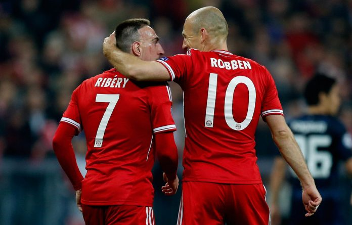 When Franck Ribery and Arjen Robben hang up their boots
