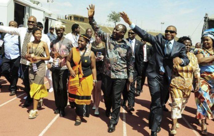 President Cyril Ramaphosa has reportedly given North West Premier Supra Mahumapelo