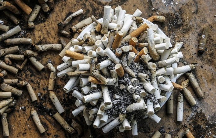Cigarette butt pollution continues to be a global research as shown by the new australian research.