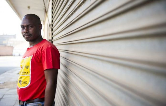 For me, since I've been working at the Casual Workers Advice Office, I have been excelling because I haven't lost a case, said Edgar Mokgola