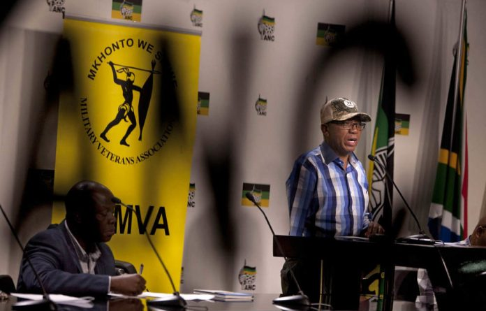 Under normal circumstances, you would have expected my branch to have nominated Nkosazana Dlamini-Zuma, but it's a very big branch.