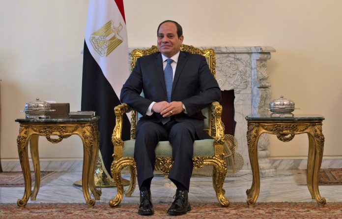 Egyptian President Abdel Fattah al-Sisi will officially take over the post of ceremonial head of the AU which rotates between the five regions of the continent at the start of a two-day summit in Addis Ababa.