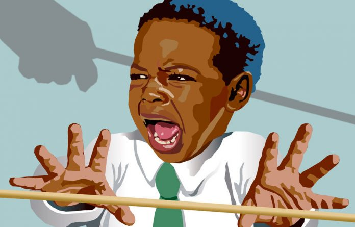 'Research evidence shows that corporal punishment has long-term negative effects on children
