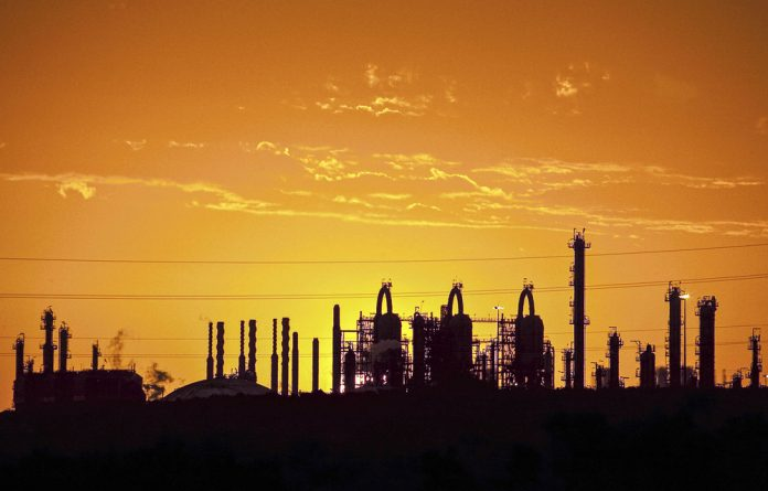 Insolvent: PetroSA is among the state energy assets being moved to the minerals department.