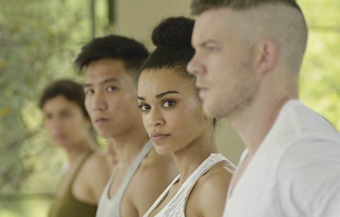 Pearl Thusi in 'Quantico'