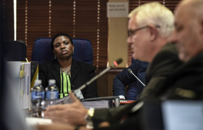 Deputy national director of public prosecutions