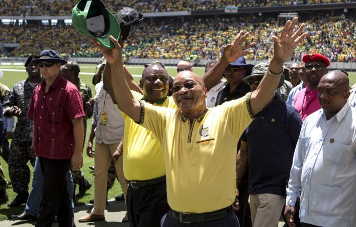 In the wings: Kgalema Motlanthe