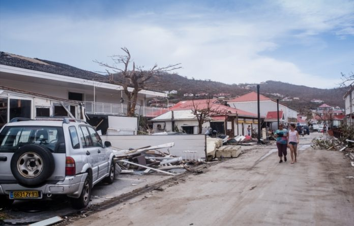 Hurricane Maria has left chaos and devastation in its wake