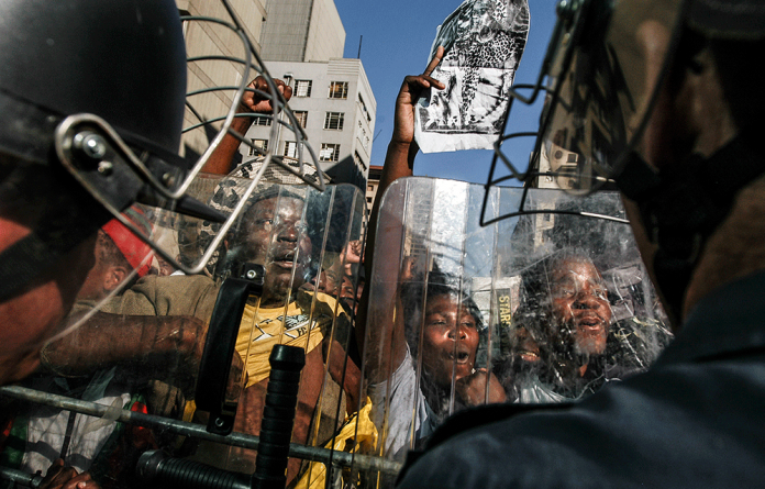 The slide into authoritarian populism began with then ANC deputy president Jacob Zuma's rape trial in 2005.