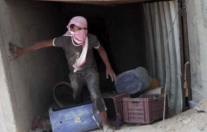The network of tunnels has been a vital lifeline for Gaza