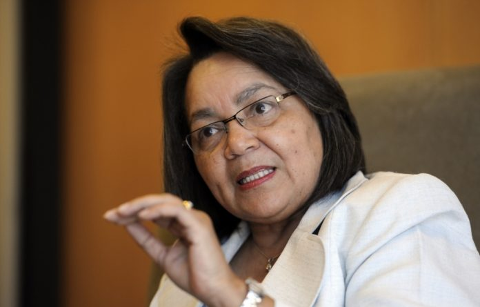 De Lille wants the commission to investigate if the charges she brought were pursued by the NPA and