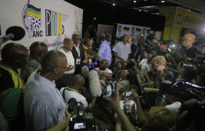 EFF leader Julius Malema.