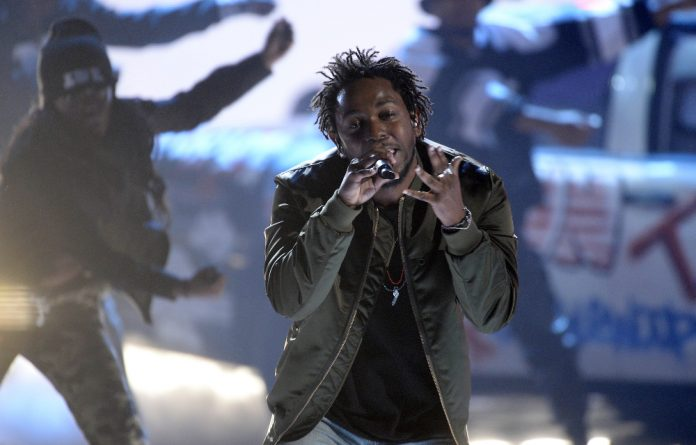 Hip hop star Kendrick Lamar is nominated for best album for