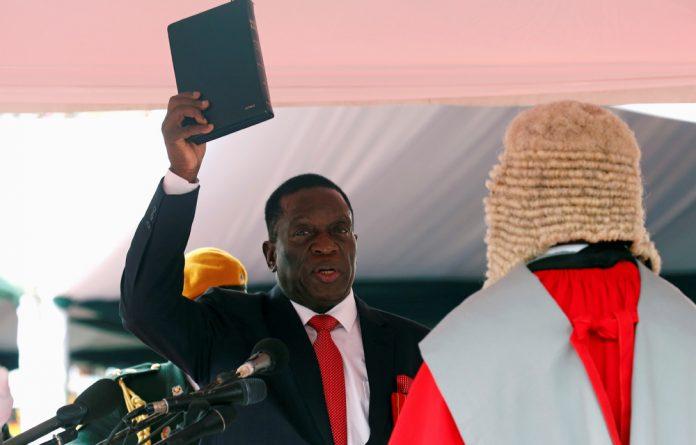 Zimbabwe's once-promising economy collapsed under Mugabe's rule