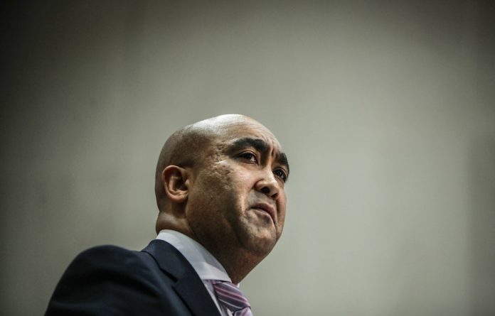 Feeling the heat: Shaun Abrahams appears desperate to find charges that will stick.