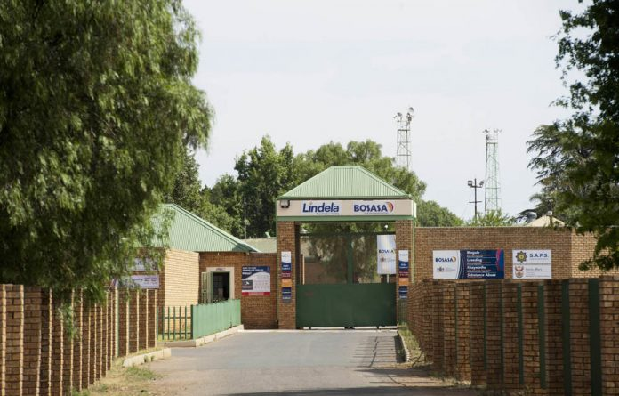 Those who visit loved ones at Lindela face lengthy security checks and questioning.