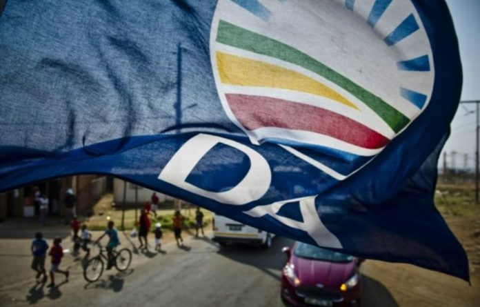 """The DA released a joint statement on Monday dismissing the allegations that DA leaders were using women as """"playthings""""."""