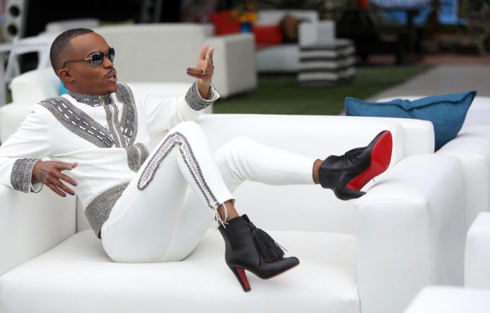 Choreographer Somizi Mhlongo walked out of the Grace Bible Church on Sunday following remarks by Ghanaian bishop Dag Heward-Mills.