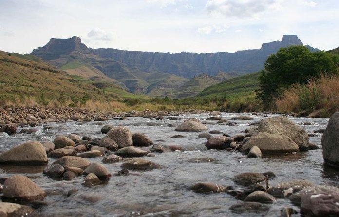 Nhlanhla Gasa's body was found floating in the Tugela River.