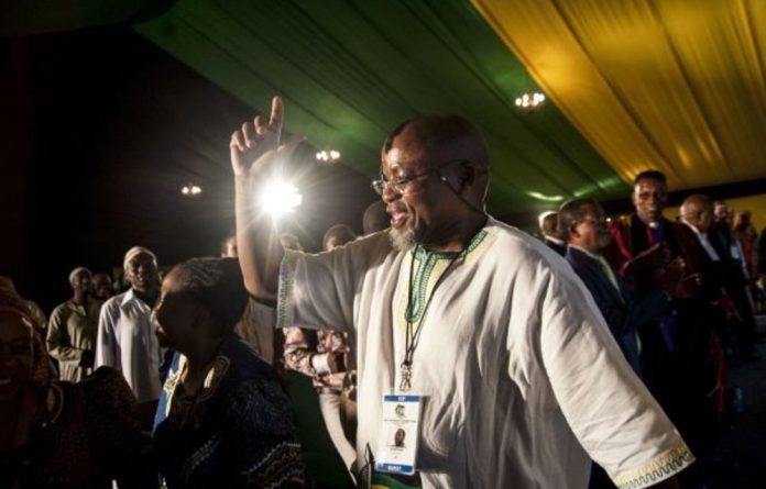 The ANC's secretary general
