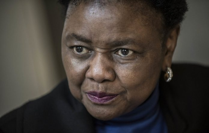 Nothing to hide: Home Affairs Minister Hlengiwe Mkhize says any person whose naturalisation application has been rejected has the right to appeal the decision