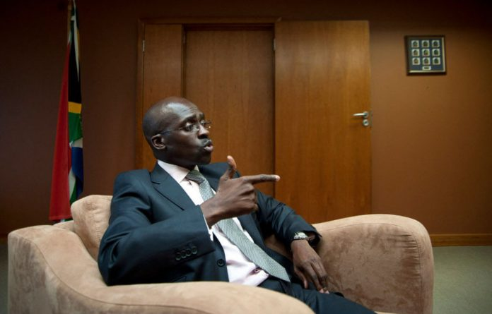 Malusi Gigaba is the party's number three and its prince in waiting.