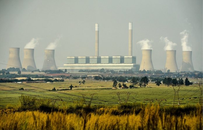 The Duvha power station. Trillian acted on behalf of Eskom to settle a R5-billion insurance claim following an explosion that wiped out 600MW.