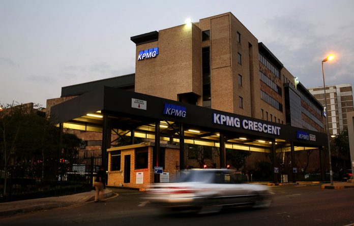 Crumbling edifice? Some analysts believe KPMG can still bounce back from a succession of scandals implicating the audit firm in state capture.