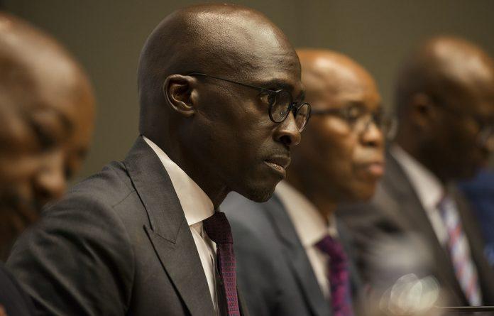 Minister Malusi Gigaba