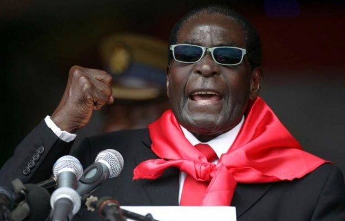 Zimbabwean President Robert Mugabe will chair the African Union in 2015.