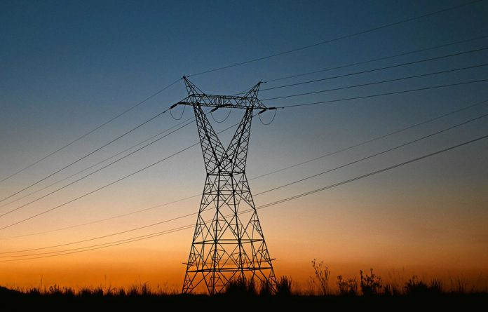 The transfer of Eskom's transmission assets appears to be a sticking point.