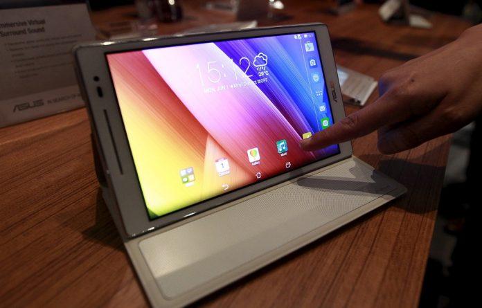 Asus tablet Zenpad 8.0.