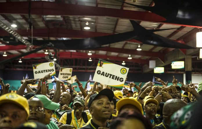 The ANC in Gauteng is not known for taking its internal disputes to the courts — a fact that usually sets it apart from its counterparts in a number of other provinces.