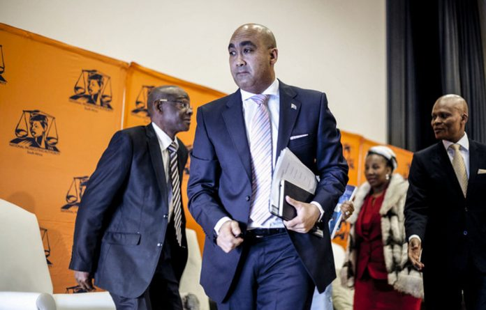 No go: A commission of enquiry into state capture will take years to complete