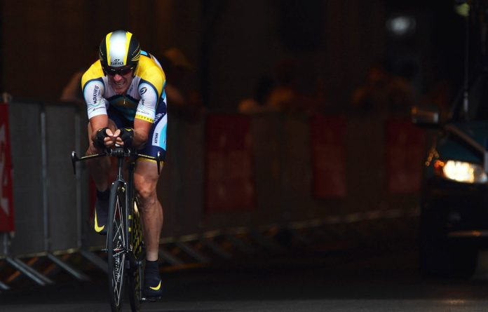 Armstrong was stripped of his seven Tour de France titles and given a lifetime ban from cycling.