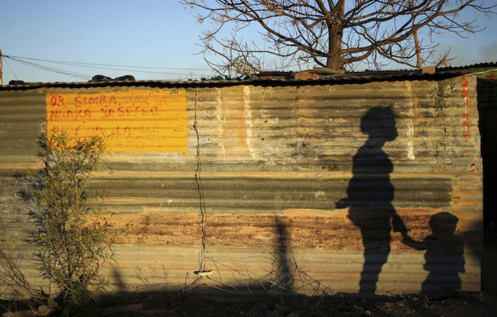 An uncertain future: The plight of the poor is compounded by