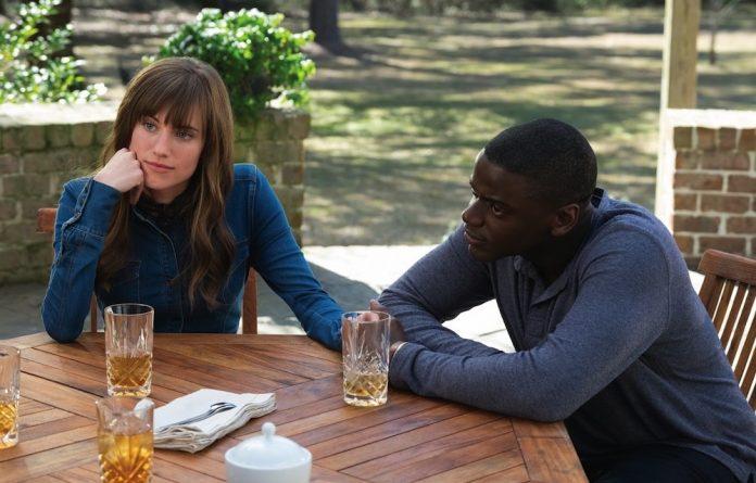 Liberal hubris: Allison Williams and Daniel Kaluuya star in Jordan Peele's disturbing comedy horror