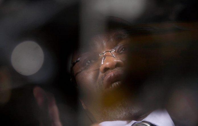 ANC secretary-general Gwede Mantashe.