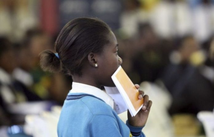 The first expectant girls in Pretoria School were enrolled in the 1980s