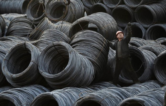 It's a steal: Local companies have been hit hard by an increase in Chinese steel imports.