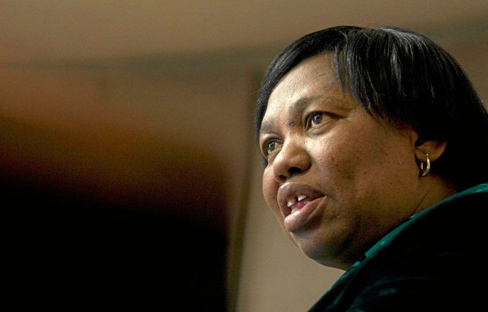 If Minister Angie Motshekga could get the foundations in place