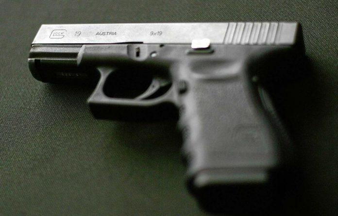 Pistorius used was a 9mm Parabellum to shoot Steenkamp.