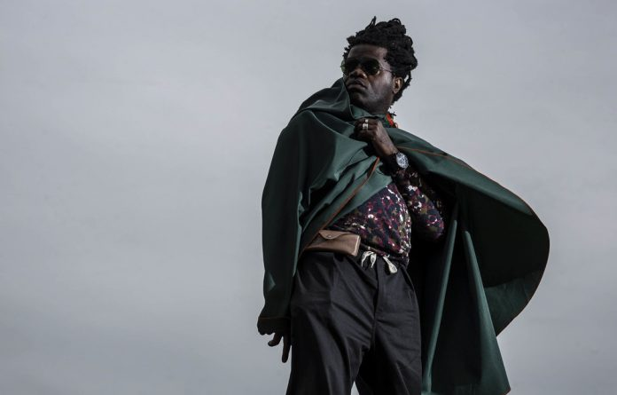 Rapper Manelis says his new album Aircuts is about his journey towards finding a fresh new sound.