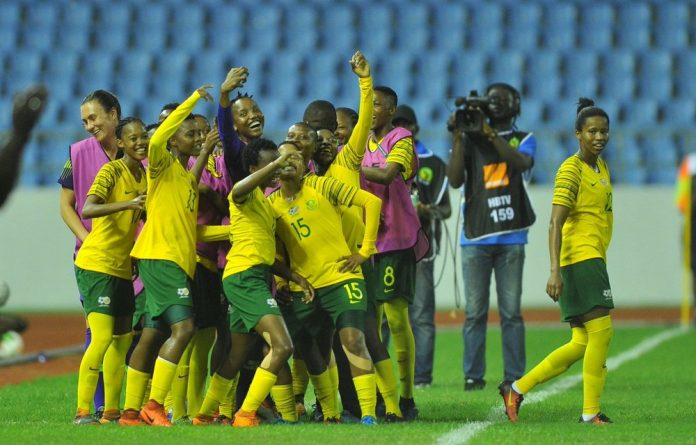 Banyana Banyana will be desperately hoping to win the AFCON trophy after finishing runners-up in 2000