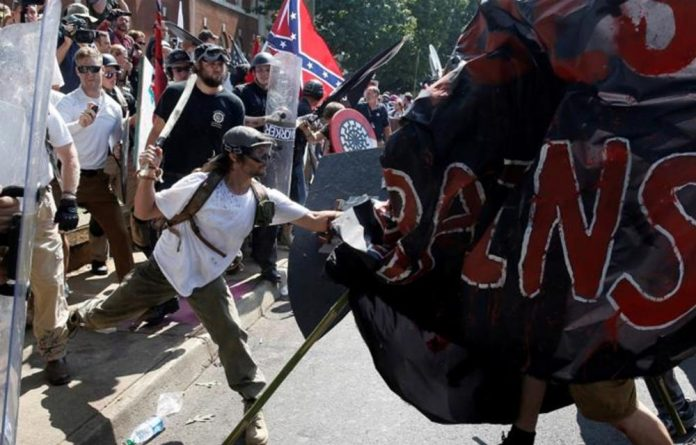 Trump blamed 'both sides' for the deadly violence in Charlottesville