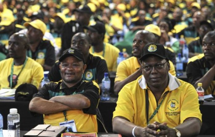 Mike Mabuyakhulu is on the slate that backed Cyril Ramaphosa to become ANC president.
