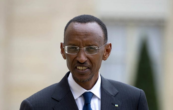 In controlling the narrative about the genocide in Rwanda