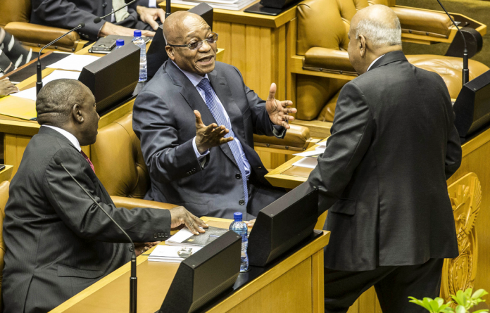 M&G reporter Govan Whittles looks at the growing tensions between Jacob Zuma and the ANC's top brass.